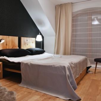 Mielec - Sypialnia w domu 15m²
