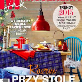 M jak mieszkanie — Styczeń 2015