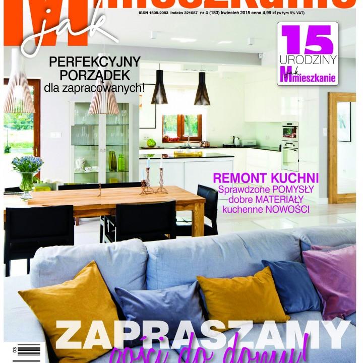 M jak Mieszkanie - kwiecień 2015
